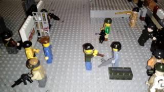 Лего зомби апокалипсис война