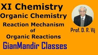 organic reaction