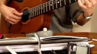 Vẫn Một Đời Hiu Quạnh. Từ Công Phụng, 1995. Guitar Rumba-Boléro