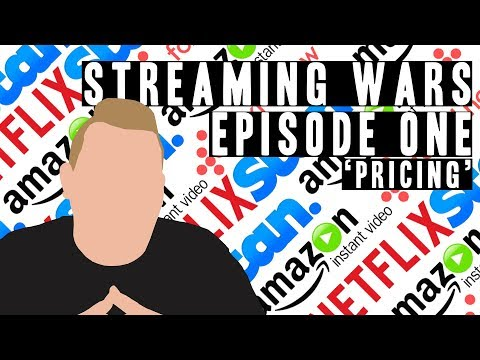 Streaming Wars: Episode 1  Pricing Netflix v. Stan v. Foxtel v. Amazon