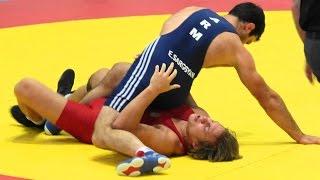 Greco-Roman Wrestling - Armenia vs Ukraine