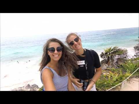 ROAD TRIP YUCATAN QUINTANA ROO - Junio 2017 | GoPro Hero