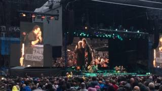 Bruce Springsteen Darlington County - Manchester May 2016