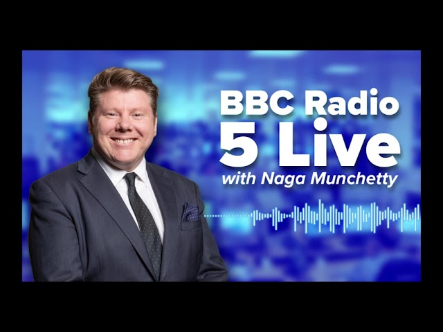 Dean Russell MP Interviewed By Naga Munchetty On BBC Radio 5 Live About Tips Bill