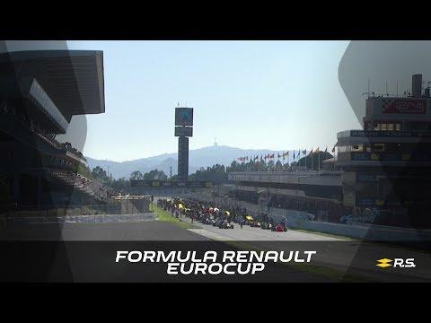 Formula Renault Eurocup : Highlights Barcelona - Race 3