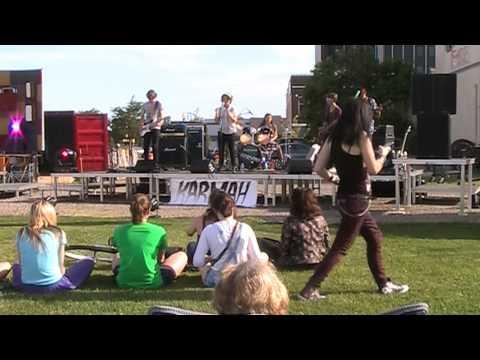 Karmah @ Levitt AMP series Sheboygan, Wisconsin Thursday August 6, 2015