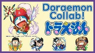 [Monster Strike] Doraemon Collab Rundown! Let