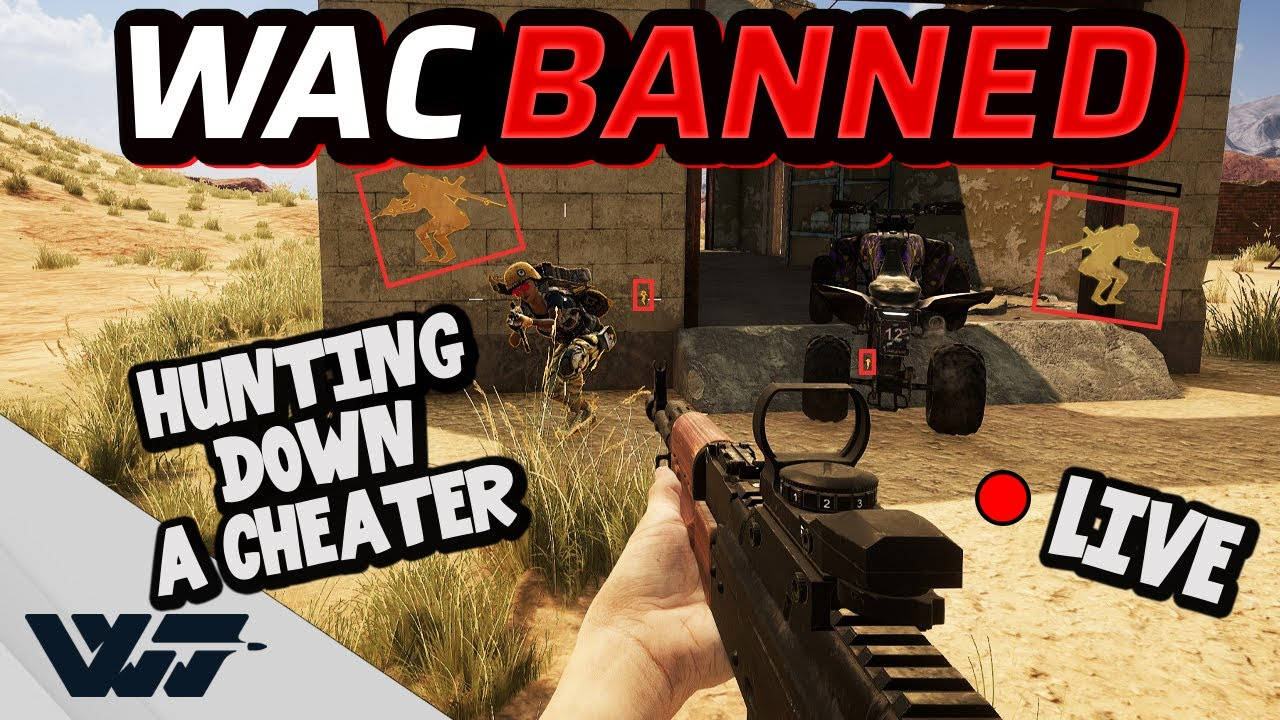 Download WAC BANNED – Hunting down a CHEATER in a LIVE GAME – PUBG