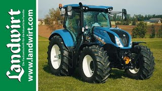 New Holland T6 Dynamic Command | landwirt.com