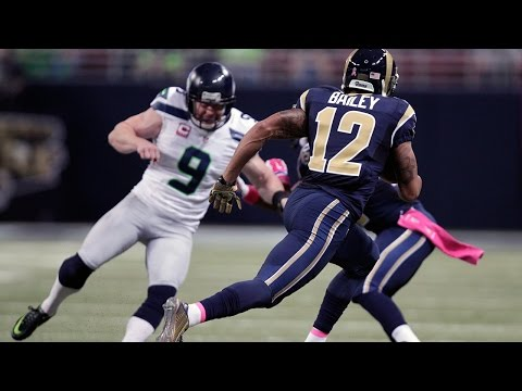 Rams Score Punt Return Touchdown By Fooling Seahawks (Week 7, 2014)