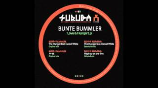 Bunte Bummler - High up on the line (Original mix). SURUBAX011