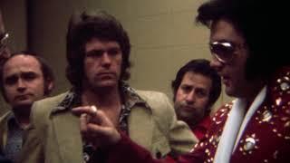 Elvis Presley - Backstage - Elvis On Tour