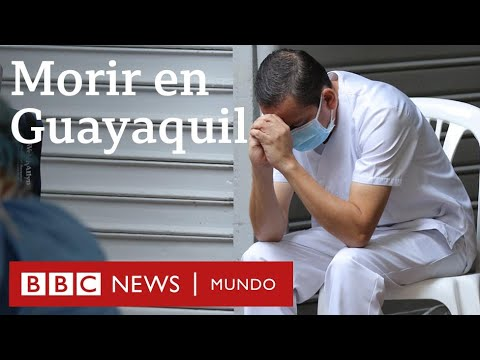 Coronavirus En Ecuador: El Drama De Guayaquil Con Más Muertos Por Covid-19 Que Países Enteros