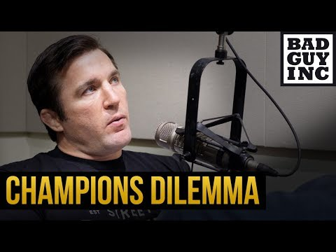 Regarding Daniel Cormier and Khabib - should a Champion take on the biggest draw or toughest fight?