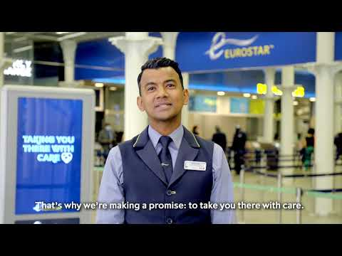Taking You There With Care | Eurostar