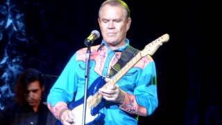 Glen campbell - wichita linesman live 2012