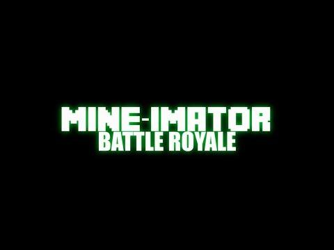 Mine-Imator - BATTLE ROYALE