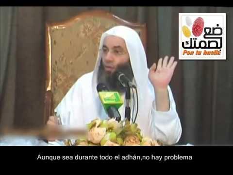Ramadán Sheikh Muhammad Hassan Se puede Beber agua a la hora de adhan alfajr