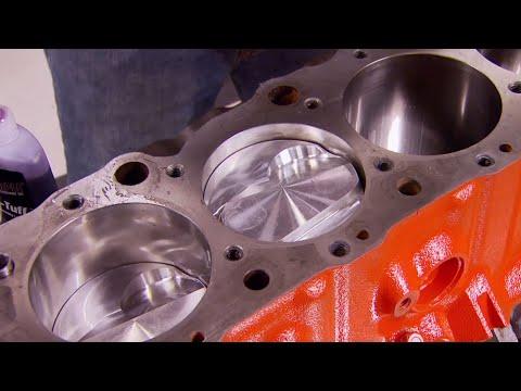 Chevy 454 Vs. Ford 460 Throwdown - Horsepower S13, E13
