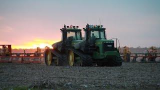 L'agriculture en Australie dvd / plus grand semoir, Glenvar Farms etc.