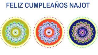 Najot   Indian Designs - Happy Birthday