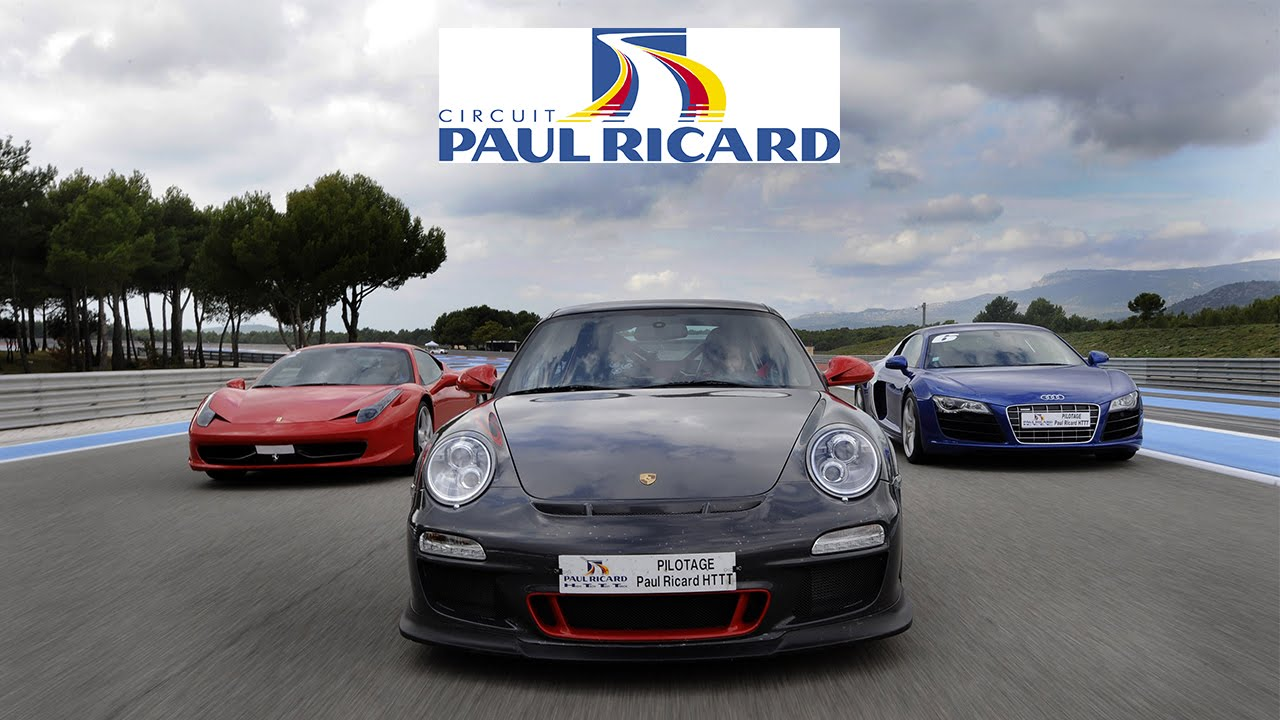 circuit paul ricard gt drive castellet youtube. Black Bedroom Furniture Sets. Home Design Ideas