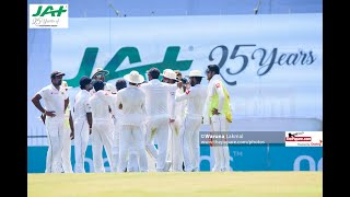 Sri Lanka need to dry out England spinners to win the match – 2nd Test – Day 3: Cricketry