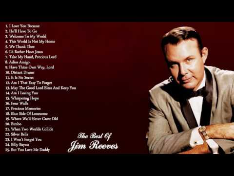 Jim Reeves's Greatest Hits   The Best Of Jim Reeves