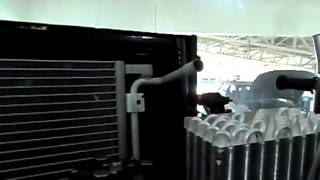 PAJERO TR4 Condensador ar condicionado revenda