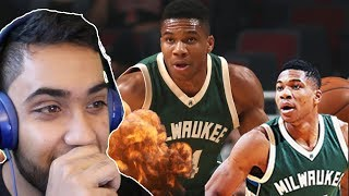 GIANNIS ANTETOKOUNMPO 32 POINTS TRIPLE DOUBLE HIGHLIGHTS - THIS MAN GOING FOR MVP!!!