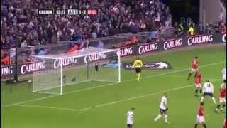 Aston Villa 1   2 Manchester United   FootyRoom   Latest Football Highlights and more