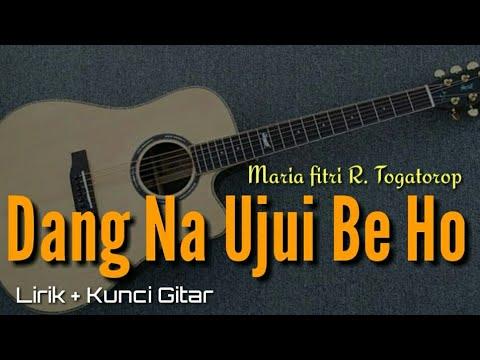 Dang Na Ujui Be Ho - Kunci Gitar (cover Vidio)