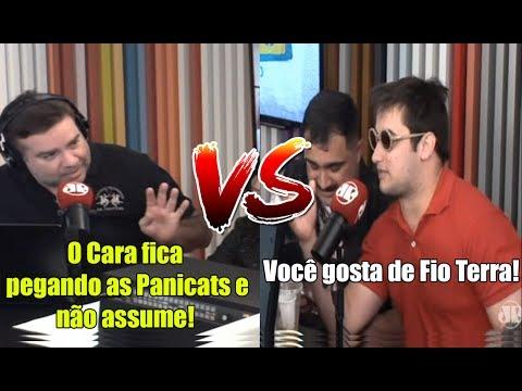 Pânico no Rádio 2017 - Melhores Momentos #36 -  Bola Zoando o Filipe