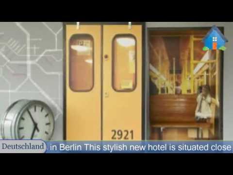 MOXY Berlin Ostbahnhof - Berlin Hotels, Germany