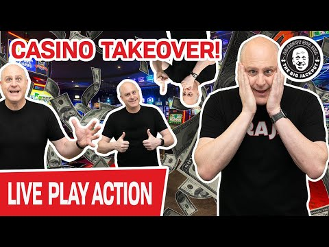 🔴 LIVE Casino Slots Takeover 🙏 PRAYING For JACKPOTS!