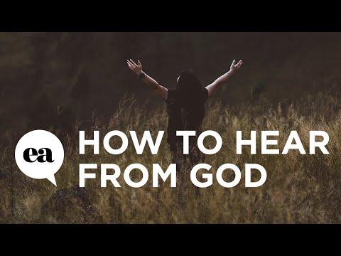 How To Hear From God | Joyce Meyer