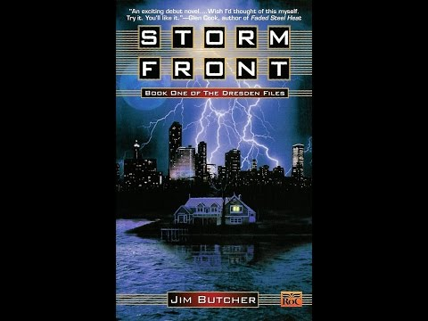 Feminist Book Review: Storm Front (1/2) - Book One of the Dresden Files