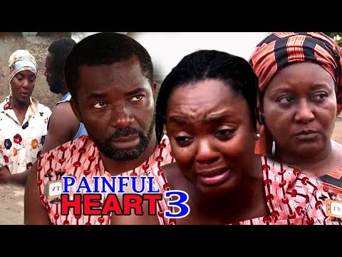 Painful Heart Season 3 - Chioma Chukwuka 2017 Latest Nigerian Nollywood Movie full HD