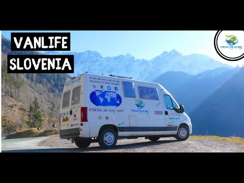 First impressions of Slovenia VANLIFE | Overlanding Around the world drive