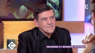 Christian Quesada, le roi des jeux télé - C à Vous - 17/11/2017