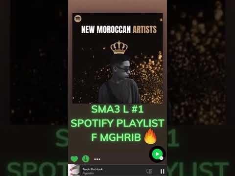 #1 Moroccan Spotify Playlist: New Moroccan Artists