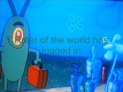 Spongebob Chatroom #2