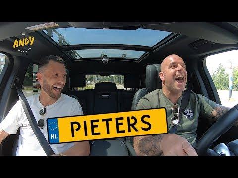 Erik Pieters - Bij Andy in de auto!