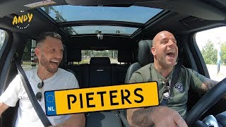 Erik Pieters - Bij Andy in de auto!
