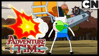 The Visitor   Adventure Time   Cartoon Network