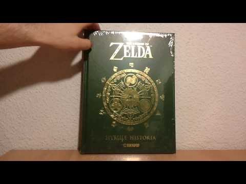 The Legend Of Zelda - Hyrule Historia (Buch) Unboxing [German/Deutsch]
