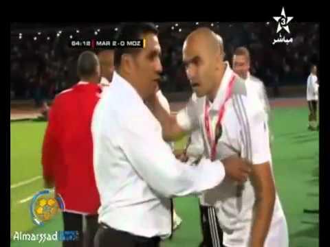 Maroc 4-0 Mozambique [ RADIO MARS ] (13.10.2012)