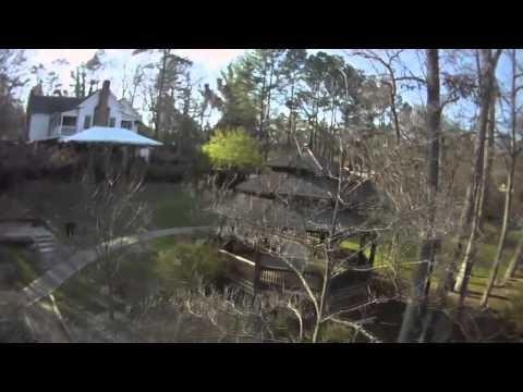 Sandy Springs Heritage Green Aerial Footage.mp4