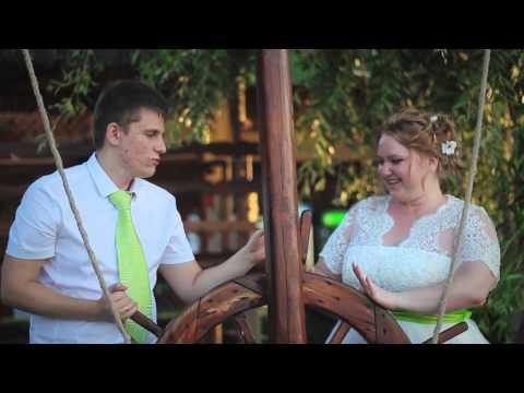 Никита и Аня. Свадебное видео от Gabrial Studio