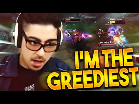 I'M ONE OF THE GREEDIEST IN THE GAME - Trick2G